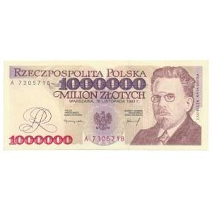 1 milion 1993 -A-