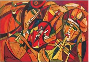 Eugeniusz Gerlach, Muzykanci 015