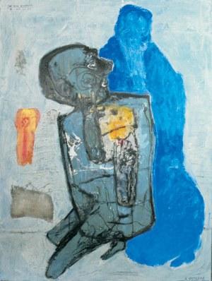Andrzej Kasprzak, The blue sexuality
