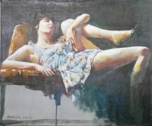 Leszek Żegalski, Niebieski Anioł