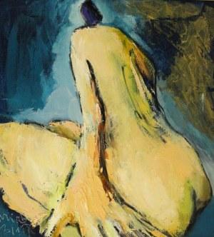 Miro Biały (ur. 1966), Akt, 2012 r.