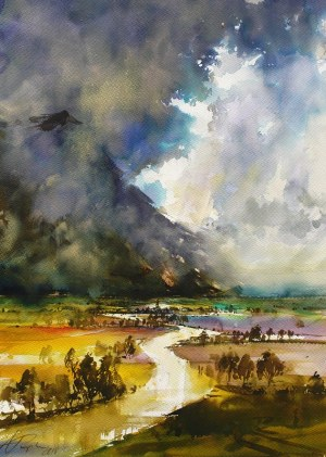 Adam Papke, Phenomenal Landscape, 2018