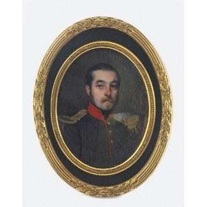 Teofil KWIATKOWSKI (1809-1891), Portret oficera, 1839