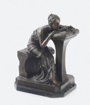 Pierre-Jules MENE (1810 - 1879), Zamyślona kobieta