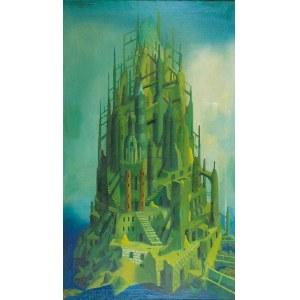 Henryk ZIEMBICKI - FANTAZOS (ur. 1944), Wyspa czyśćcowa, 1969