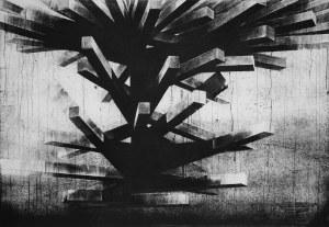 """Tomasz Winiarski, z cyklu """"Perpetuum mobile"""" LXXX, 2015"""