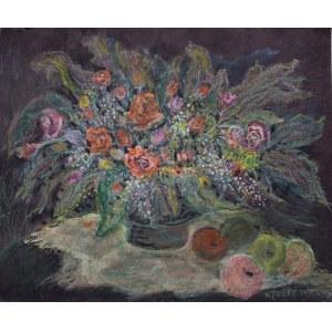 Klara Joskowicz(1918-?), Kwiaty