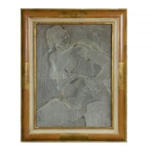 Joachim Weingart (1895 Brohobycz - 1942 Oświęcim), Akt kobiecy