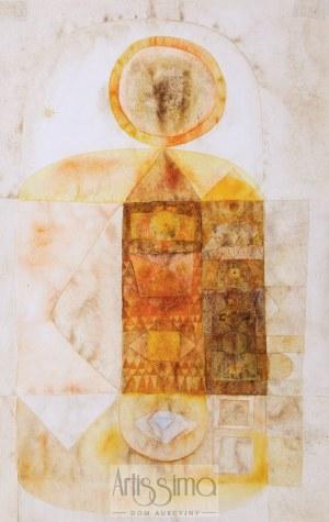 Urszula Broll (ur. 1930), Kompozycja, ok. 1962