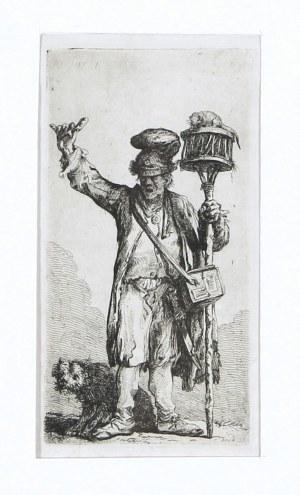 Jan Piotr Norblin de la Gourdaine (1745–1830), Przekupień trucizny na szczury większy