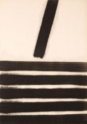 Józef Hałas, PIONY/SKOSY, OK. 1971
