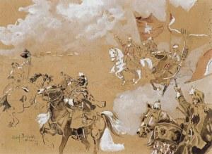 Brandt Józef, HETMAN STANISŁAW REWERA POTOCKI, 1902