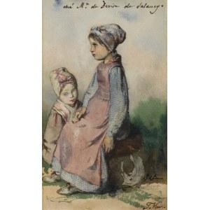 Kwiatkowski Teofil, DZIEWCZYNKI, 1839