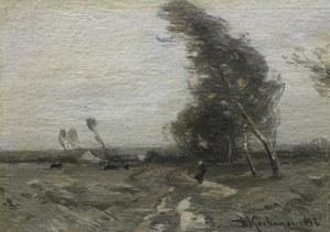 Kochanowski Roman, WIATR, OK. 1910
