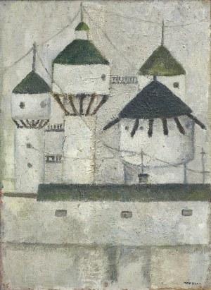 Madeyska Arika, PEJZAŻ, OK. 1959
