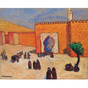 Mieczysław Lurczyński, Maroko, 1960 -1980