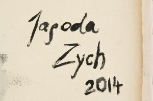 Jagoda Zych (ur. 1994), Góry, 2014
