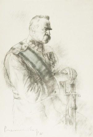 Zdzisław CZERMAŃSKI (1900-1970), Józef Piłsudski w 13 planszach, 1935 r.