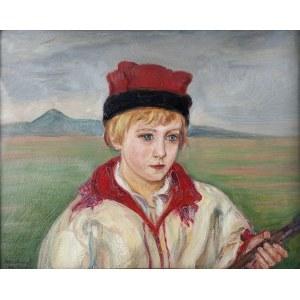 Wlastimil HOFMAN (1881-1970), Krakowiaczek