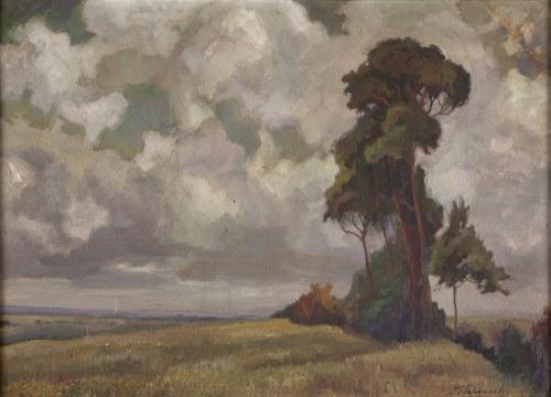 Stanisław PACIOREK (1889 - 1952), Sosny, [ok. 1930]