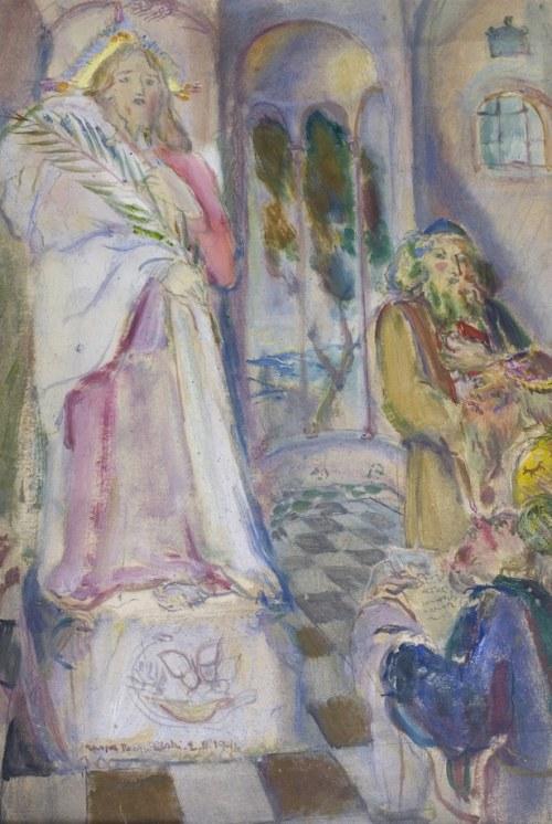 Kasper POCHWALSKI (1899-1971), Objawienie Pańskie, [1941]