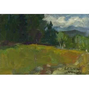 Leszek STAŃKO (1924-2011), Pejzaż I