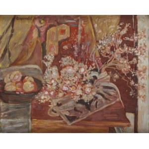 Czesław Rzepiński (1905 - 1995), Martwa natura z kwiatami