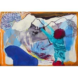 Anna Wójcik (1986), Hello mountains (2015)
