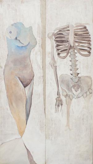 Łukasz Szostkiewicz (1988), Ludzka materia (2013)