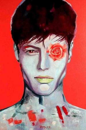 Anna Stanisz, Z różą w oku