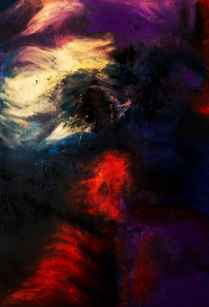 Olga Szewczuk, Waves of my dreams, 2018