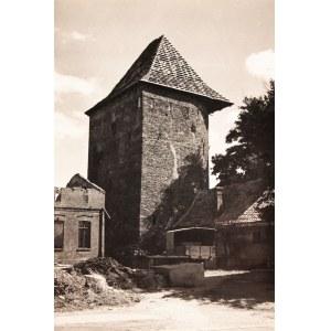 GDAŃSK. Baszta pod Zrębem (Baszta Atutowa), fot. słynny fotograf (n ...