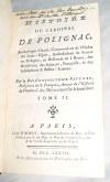 FAUCHER- HISTOIRE DU CARDINAL DE POLIGNAC t.1-2