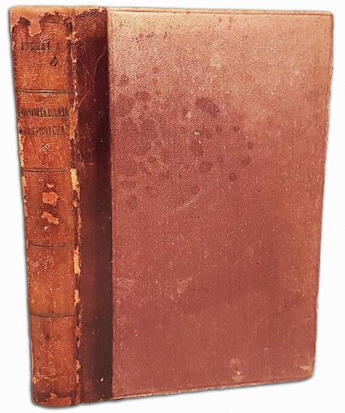 ROLLE- OPOWIADANIA HISTORYCZNE serya VI wyd. Lwów 1887r.