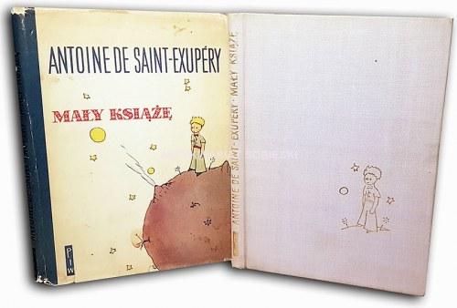 DE SAINT-EXUPERY - MAŁY KSIĄŻĘ wyd. 1961r.