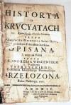 MAIMBURG- HISTORYA O KRUCJATACH NA WYZWOLENIE ZIEMIE ŚWIĘTEY wyd. 1707
