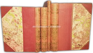 KUTRZEBA- HISTORYA USTROJU POLSKI t.1-4 (komplet w 4 wol.) wyd.Lwów 1920r.