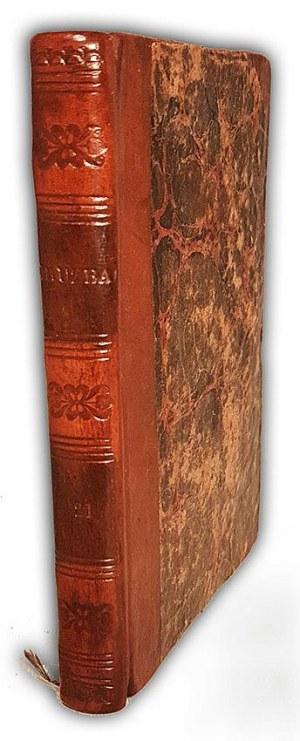 DRUŻBACKA - POEZYE. T. 1. Lipsk 1838
