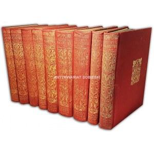 MACFALL - HISTORYA MALARSTWA T.1-9 [komplet ] OPRAWA WYDAWNICZA 300 barwnych tablic