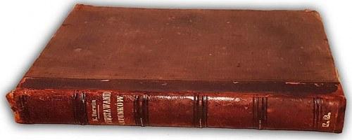 DARWIN- O POWSTAWANIU GATUNKÓW wyd. 1884r.