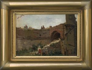 Alchimowicz Kazimierz, MURY OBRONNE, 1877