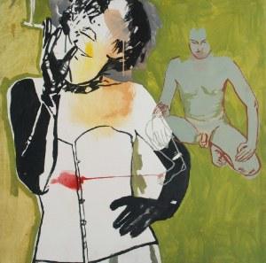 Agnieszka SANDOMIERZ (ur. 1978), Bez tytułu, 2004