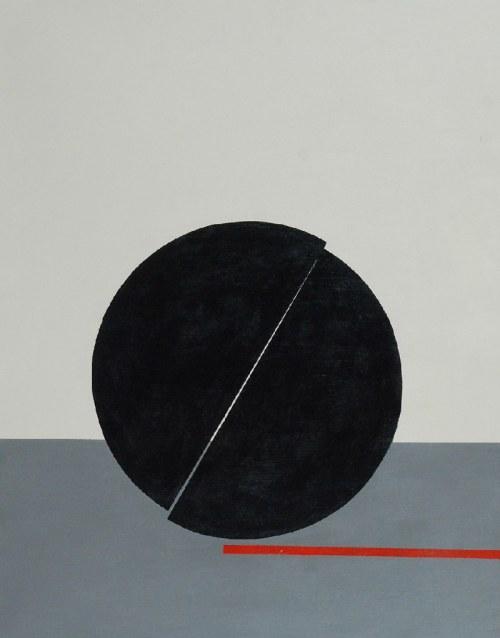Zbyszko OLEŚ-WOLLENBERG (ur. 1960), Broken life VII, 2016