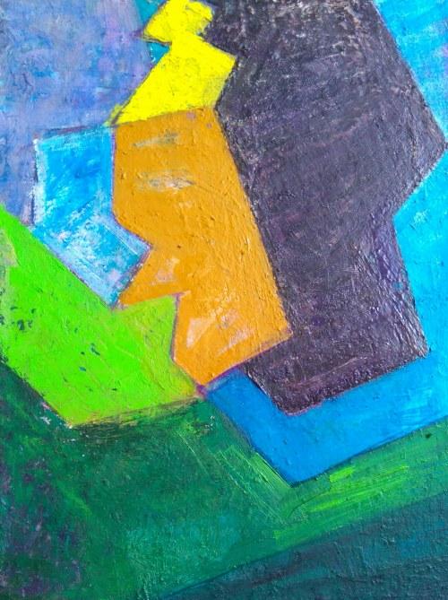 Arkadiusz Tomasz Supryn Geometria w abstrakcji