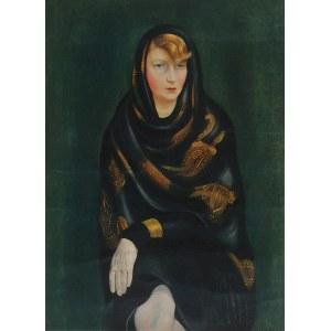Mojżesz KISLING (1891-1953), Sonia, 1929