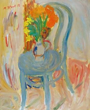 Maurice BLOND (1899-1974), Martwa natura na krześle, 1962