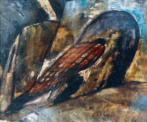 Stanisław ELESZKIEWICZ (1900-1963), W mieście - Paysage avant, 1927