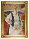 Jacek MALCZEWSKI (1854-1929), Portret Julci, 1924