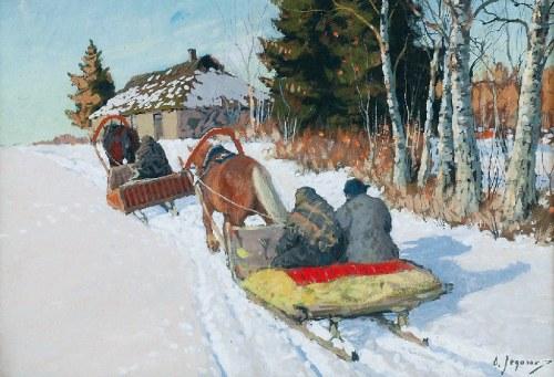 Andrei JEGOROW (1878-1954), Sanie