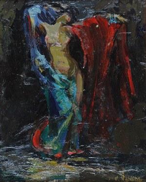 Naiditch VLADIMIR (1903-1980), Akt kobiety